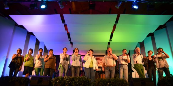 Don't Stop Me Now – Vocalensemble Mittendrin